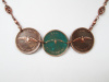 1967 Collectible Three Penny Necklace